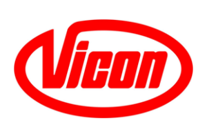 VICON logo marques selected