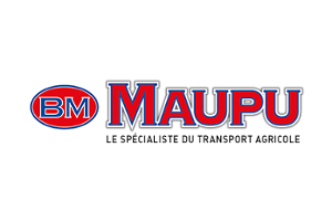 MAUPU logo marques selected